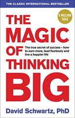 The Magic of Thinking Big - BOOKS FIRST