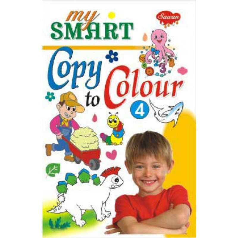 My Smart Copy To Colour 4