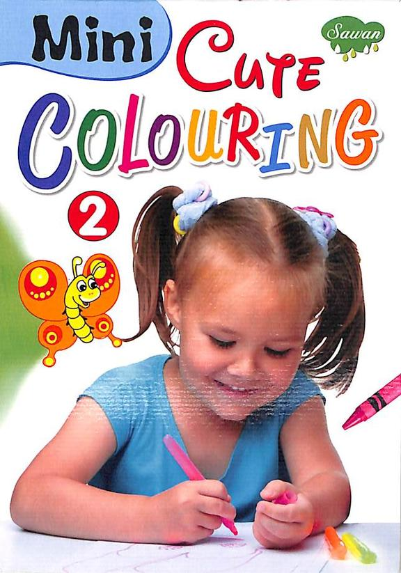 mini cute colouring 2