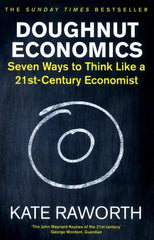 Doughnut Economics (Paperback) - BOOKS FIRST ~ Mad About Books