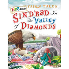 Kids Board Fairy Tales Sindbad In The Valley of Diamonds