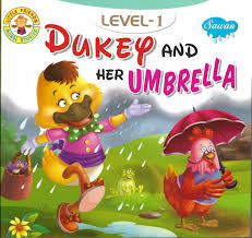 Dukey And Her Umbrella (Level-1)