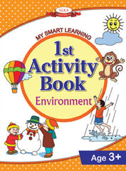 1ST ACTIVITY BOOK ENVIROMENT