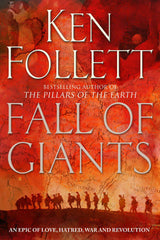 FALL OF GIANTS - BOOKS FIRST ~ Mad About Books