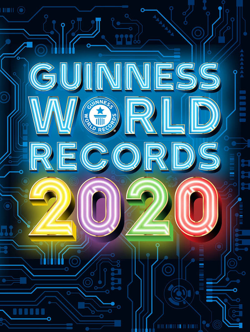 Guinness World Records 2020 (Hardcover) - BOOKS FIRST ~ Mad About Books