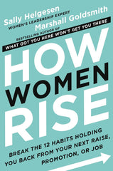 How Women Rise - BOOKS FIRST ~ Mad About Books