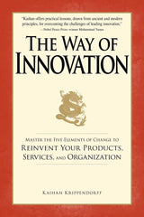 THE WAY OF INNOVATION - BOOKS FIRST ~ Mad About Books