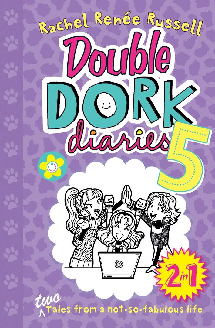 DOUBLE DORK DIARIES #5 - BOOKS FIRST ~ Mad About Books