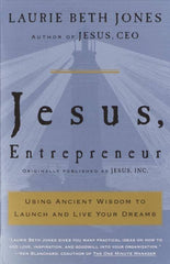JESUS, ENTREPRENEUR - BOOKS FIRST ~ Mad About Books