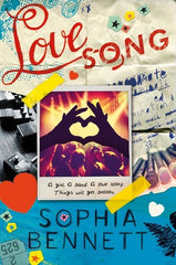 Love Song - BOOKS FIRST ~ Mad About Books