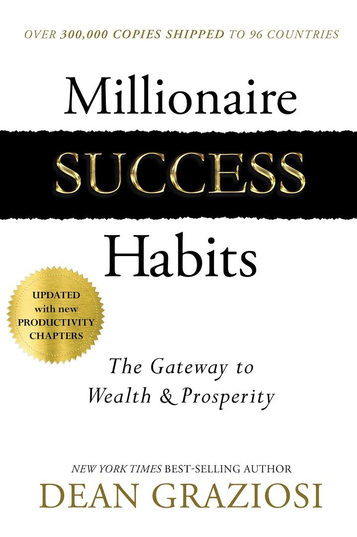 Millionaire Success Habits (Hardcover) - BOOKS FIRST ~ Mad About Books
