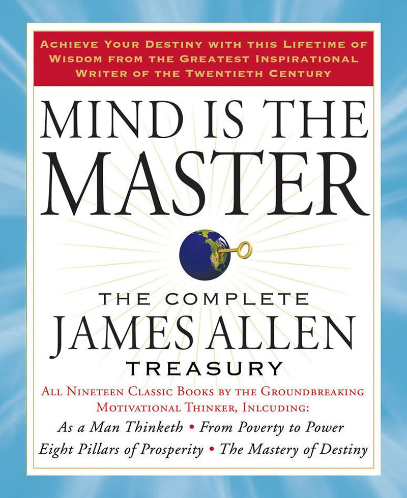 Mind is the Master - BOOKS FIRST ~ Mad About Books
