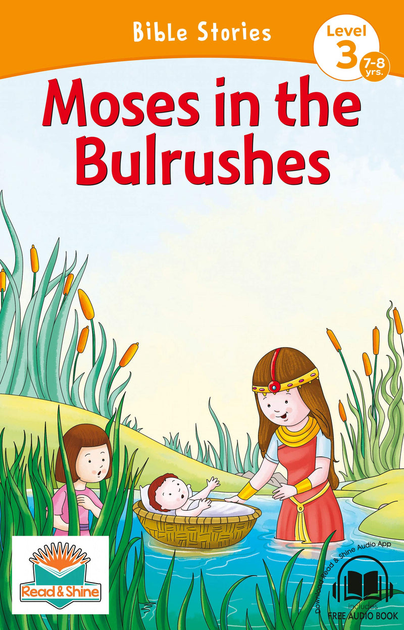 Moses in the Bulrushes - BOOKS FIRST ~ Mad About Books