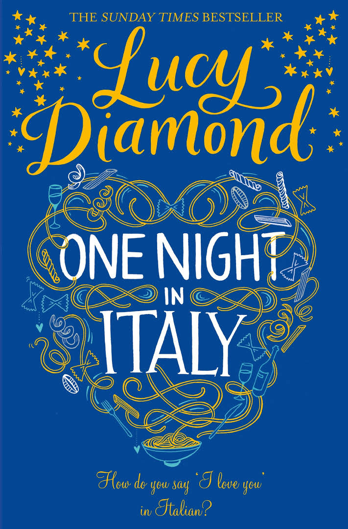 One Night in Italy - BOOKS FIRST ~ Mad About Books