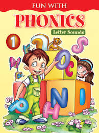 fun with phonics letter sounds book 1