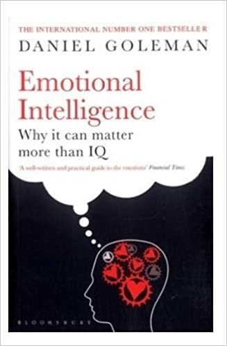 Emotional Intelligence - BOOKS FIRST ~ Mad About Books