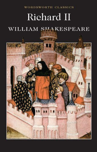 Richard II (Wordsworth Classics) - BOOKS FIRST ~ Mad About Books