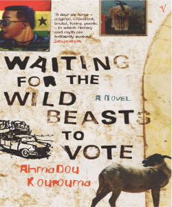 Waiting For The Wild Beasts To Vote - BOOKS FIRST ~ Mad About Books