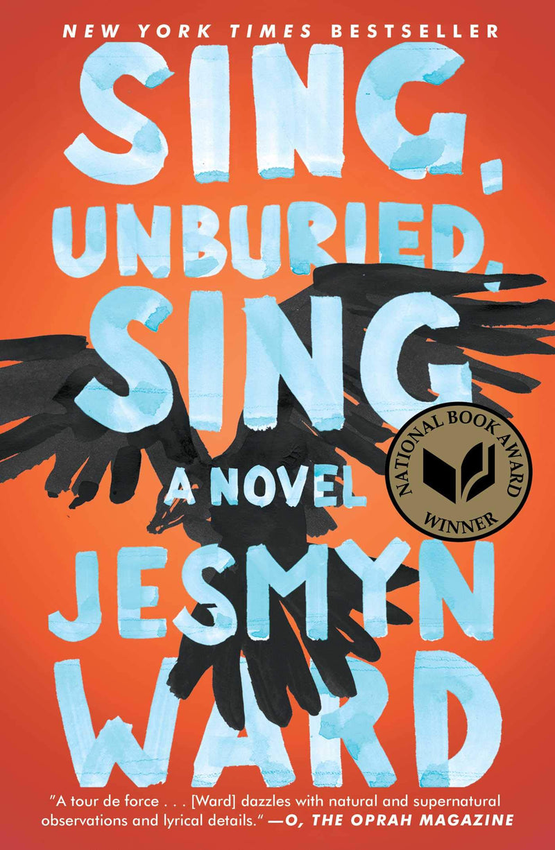 Sing, Unburied, Sing - BOOKS FIRST ~ Mad About Books