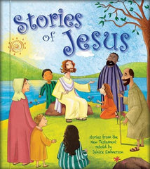 Stories of Jesus (Hardcover) - BOOKS FIRST ~ Mad About Books
