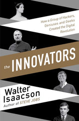 THE INNOVATORS - BOOKS FIRST ~ Mad About Books
