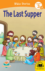 The Last Supper - BOOKS FIRST ~ Mad About Books