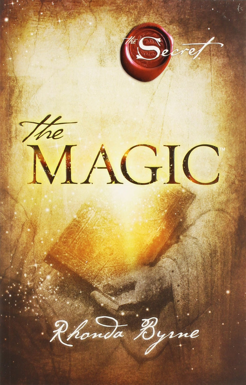 The Magic (Secret) - BOOKS FIRST ~ Mad About Books