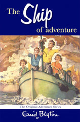 The Ship of Adventure (Adventure Series) Paperback - BOOKS FIRST ~ Mad About Books