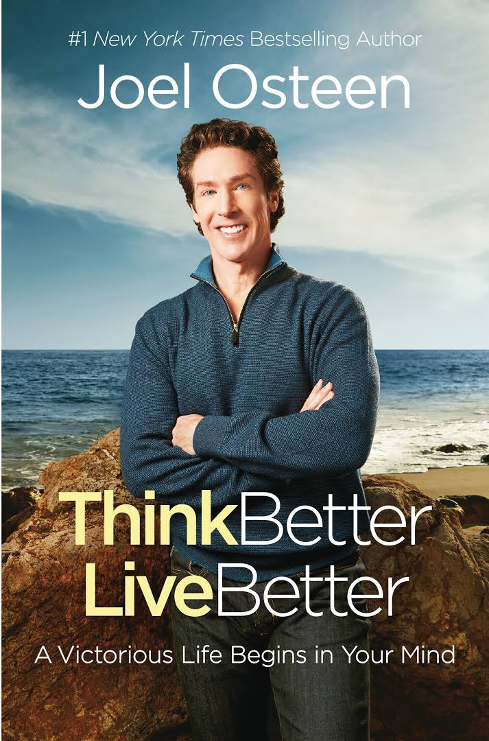 Think Better, Live Better - BOOKS FIRST ~ Mad About Books