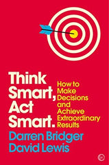 Think Smart, Act Smart - BOOKS FIRST ~ Mad About Books
