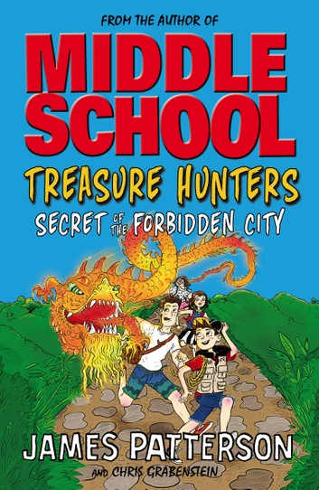 Treasure Hunters: Secret of the Forbidden City - BOOKS FIRST