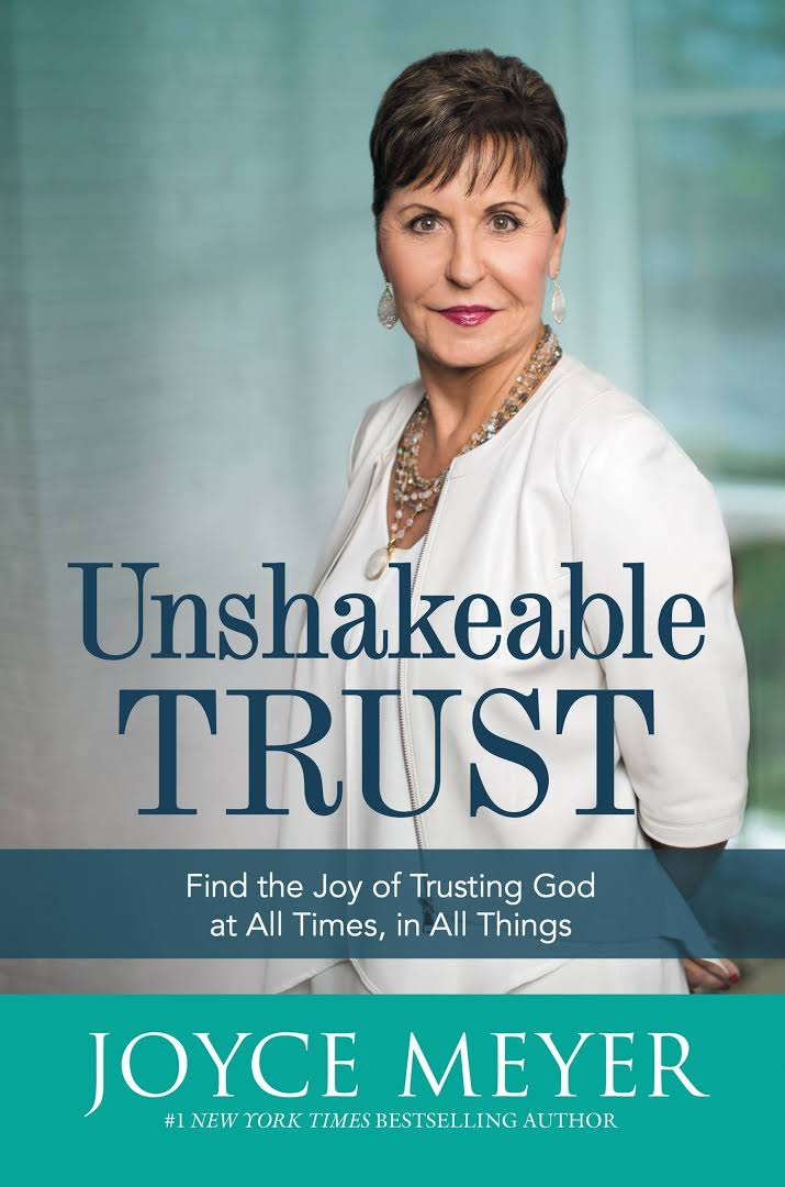 Unshakeable Trust - BOOKS FIRST ~ Mad About Books