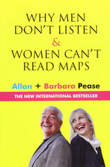 Why Men Don't Listen and Women Can't Read Maps - BOOKS FIRST ~ Mad About Books