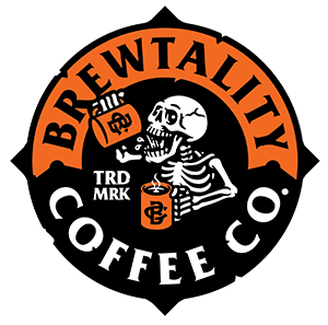 Brewtality Coffee Logo