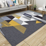 European Geometric Area Rugs