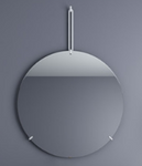 Simple Nordic Wall Mounted Round Mirror