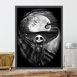 The Nightmare Before Christmas HD Wall Art Canvas Poster
