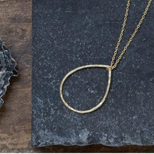 Load image into Gallery viewer, Darcey Gold Necklace