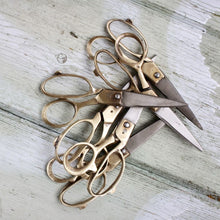 Load image into Gallery viewer, Sandi Brass Scissors