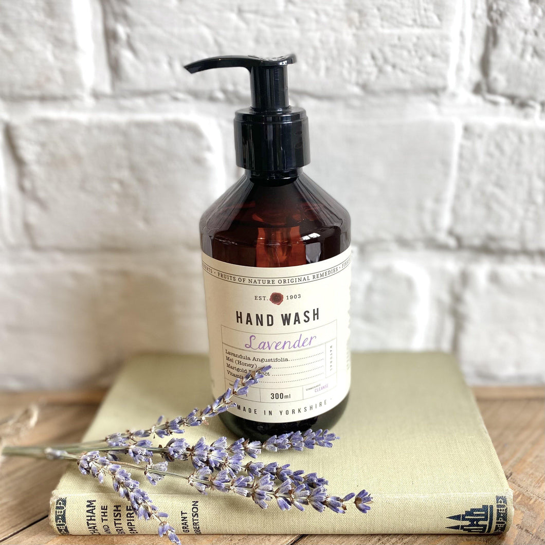 Fruits of Nature Hand Wash - Lavender