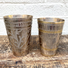 Load image into Gallery viewer, Vintage Lassi Cups - Small