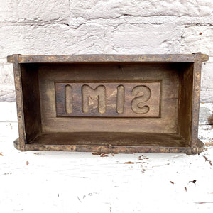 15% OFF - Indian Brick Moulds