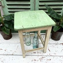 Load image into Gallery viewer, Polly Vintage Stool