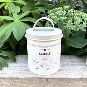 Fruits of Nature Candle - Rose