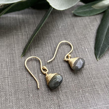 Load image into Gallery viewer, Adora Artisan Gold Earrings