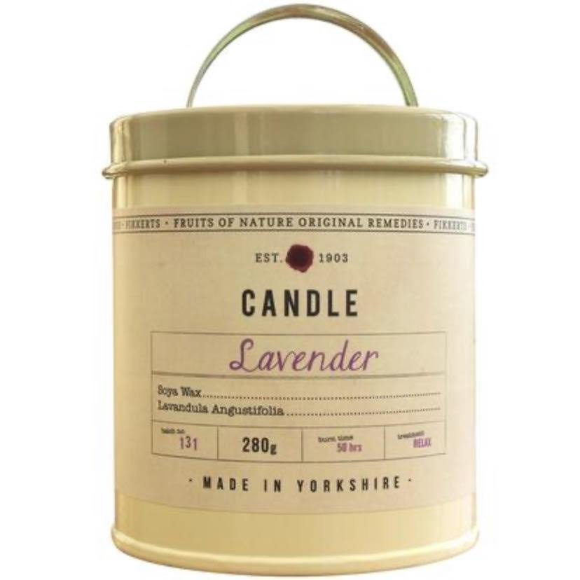 Fruits of Nature Candle - LAVENDER
