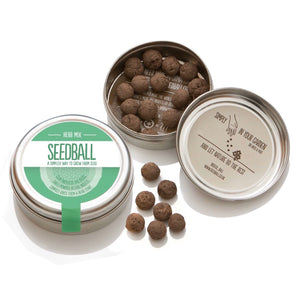 Seedball - THE HERB MIX