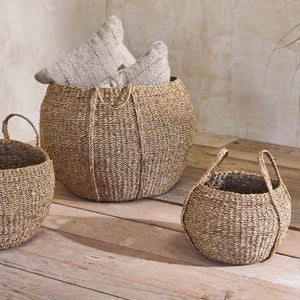 Rudi Seagrass Basket - SMALL