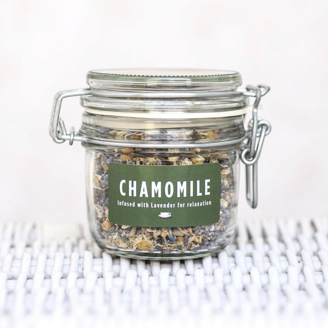 Chamomile & Lavender Herbal Tea