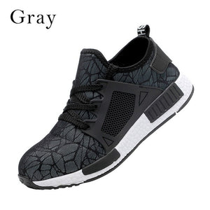 Gray Unbeatable Shoes